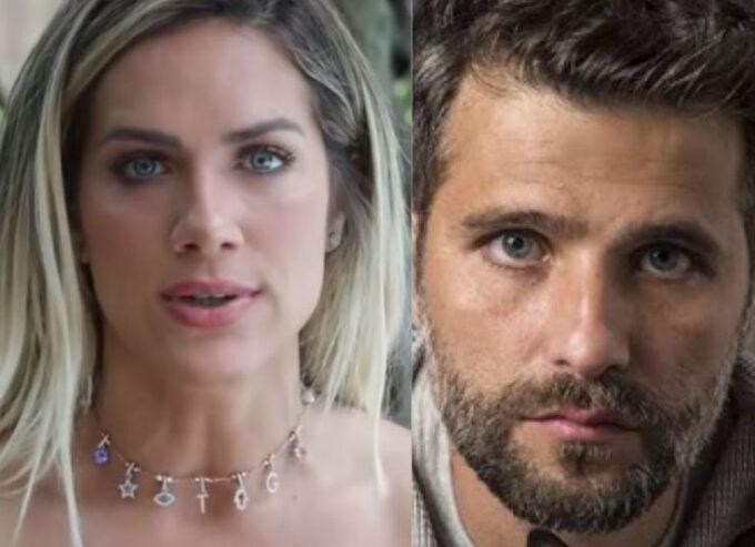 Giovanna Ewbank posta foto em quarto e marido Bruno Gagliasso desaprova totalmente clique de atriz