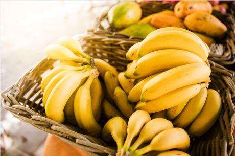 Conheça todos os benefícios da banana!