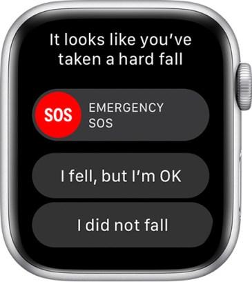 Afbeeldingsresultaat voor valdetectie apple watch