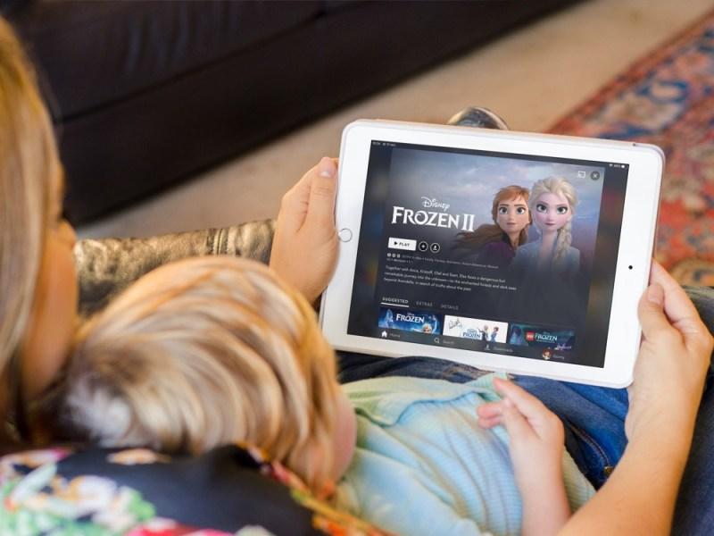 Frozen 2 on Disney Plus