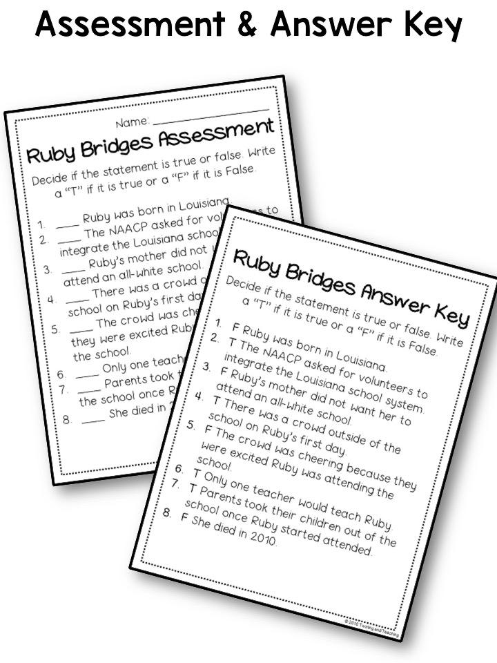 ruby bridges summary