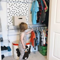 A Shared Closet for Brothers