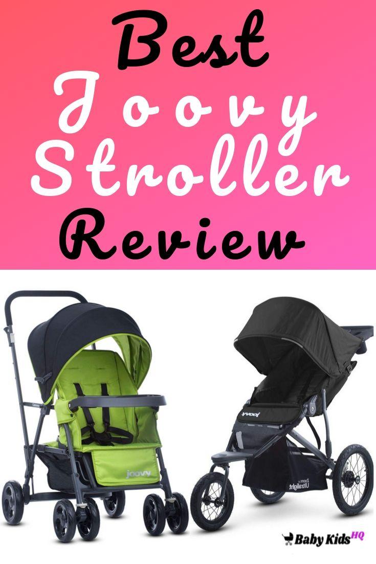 Best Joovy stroller Review 1