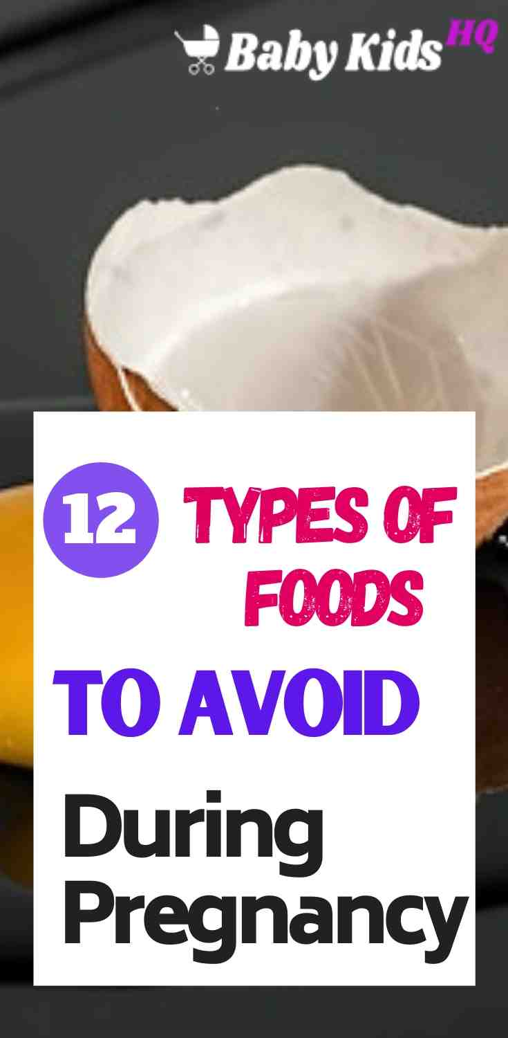 12 Types Of Foods Or Meals To Avoid During Pregnancy 3