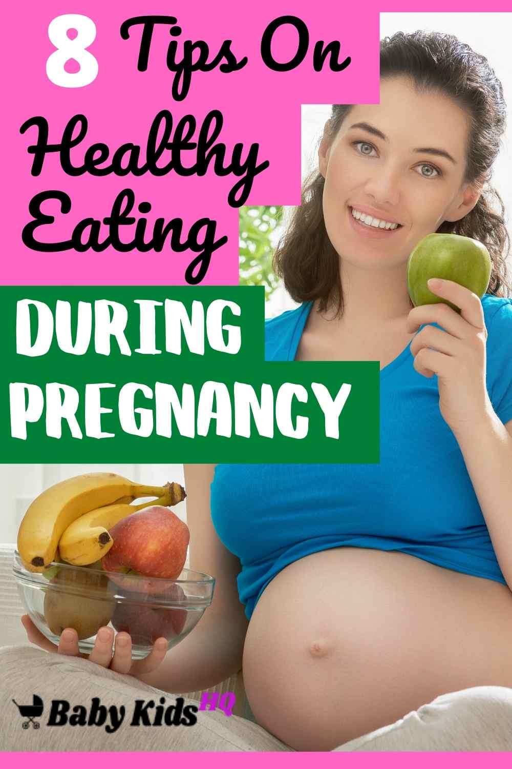 Once we find out we're pregnant, it's so important to create a pregnancy food guide. it's essential for the mother and baby's health to eat a healthy, well-balanced diet during pregnancy.