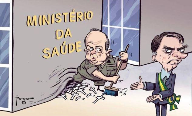Dito & Feito - É o absurdo dos absurdos – Bolsonaro e Pazuello estão prestes a desperdiçar 6,8 milhões de testes de Covid
