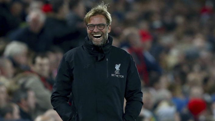 Klopp, do Liverpool (Foto: AP)