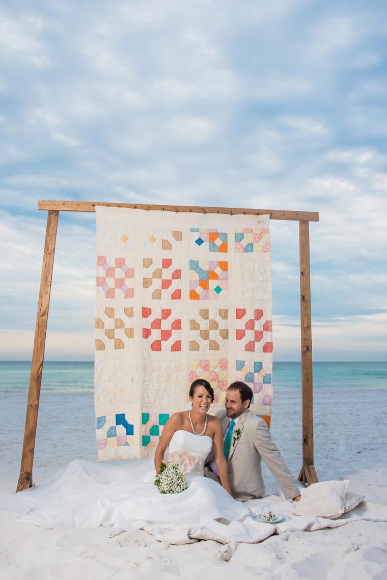 Beach Wedding Backdrop
