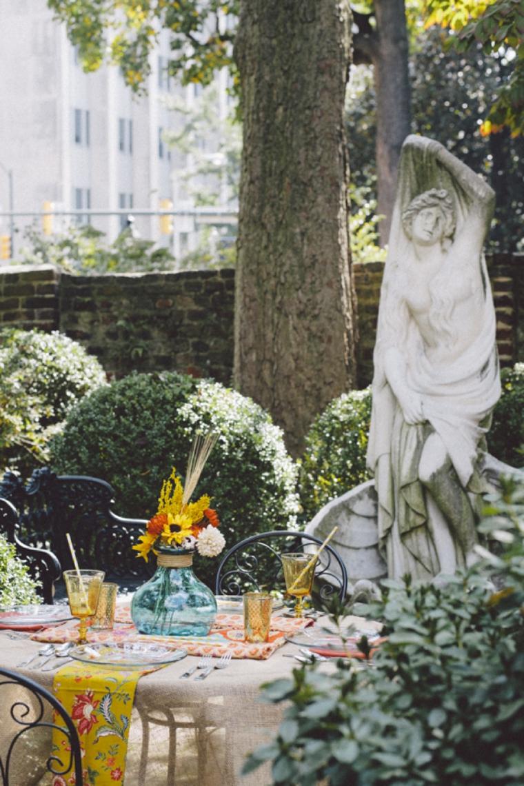 Aqua And Orange Boho Inspired Wedding Ideas Every Last