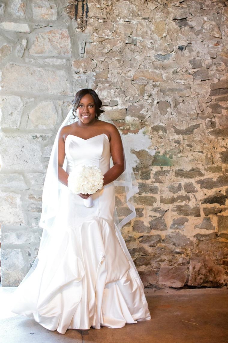 Modern And Elegant White Wedding Every Last Detail