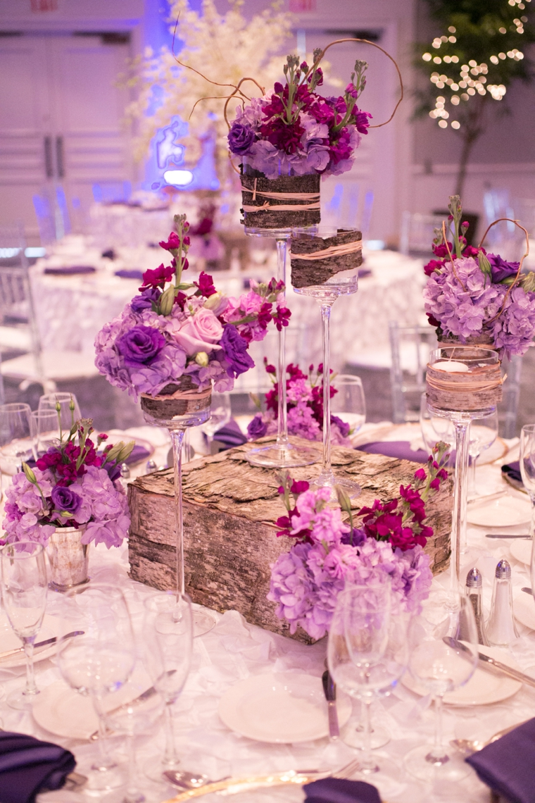 An Elegant Garden Inspired Lavender Wedding