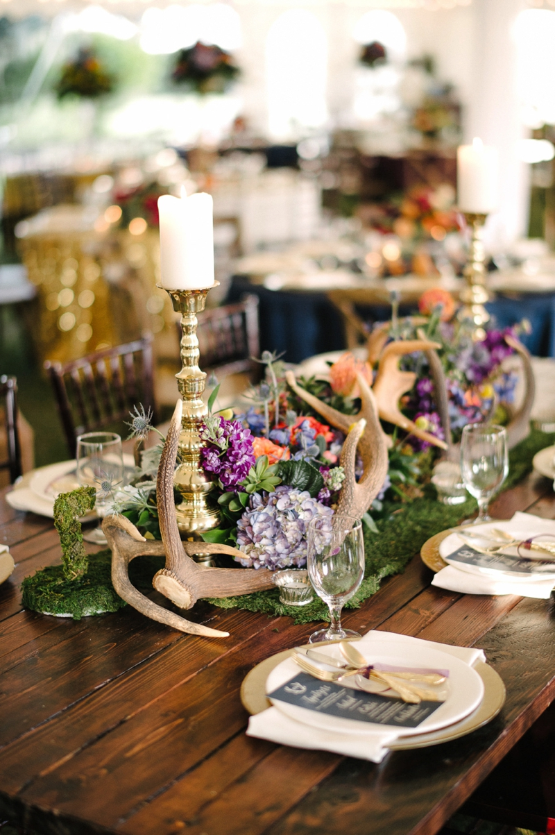 rustic elegant wedding ideas via theeld com