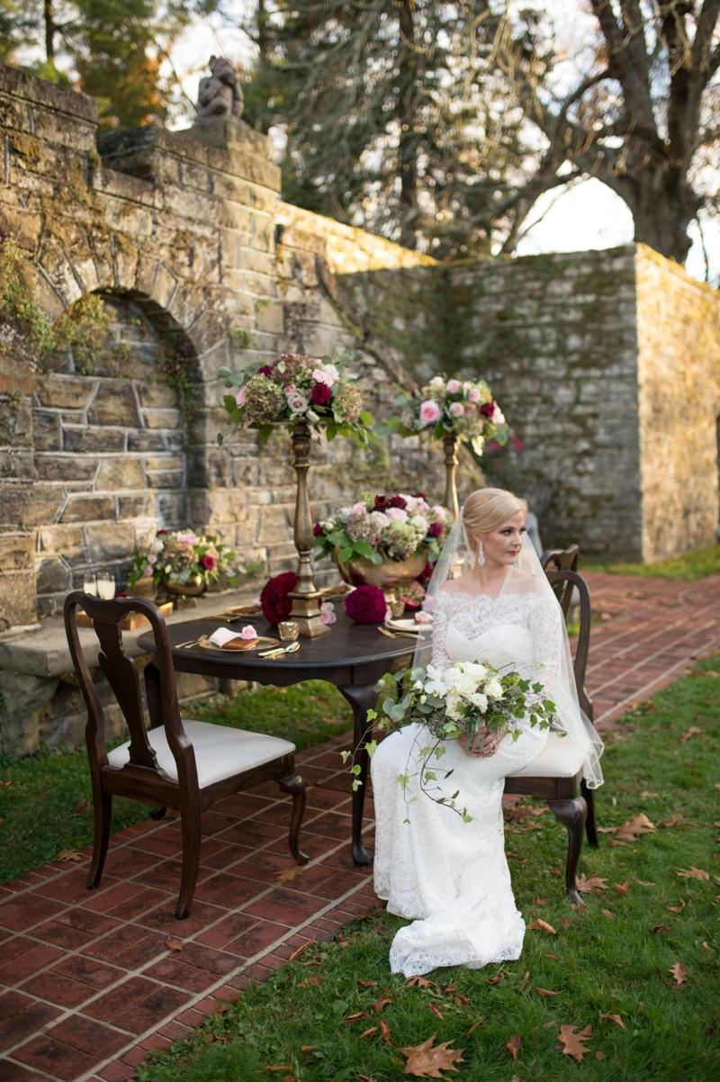 Romantic Amp Elegant Red Wedding Ideas Every Last Detail