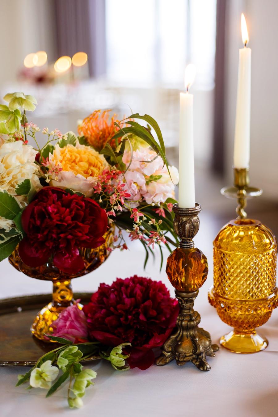 Elegant Berry Inspired Wedding Ideas Every Last Detail