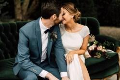 Romantic & Modern Wedding Ideas via TheELD.com
