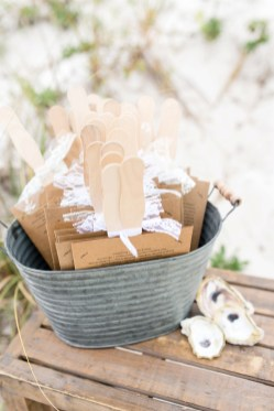 Vintage Boho Inspired Pensacola Wedding via TheELD.com