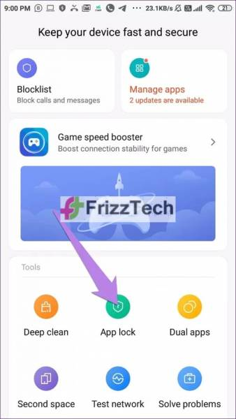 How to Hide Apps on Android without Disabling - Mi UI Apps Hide