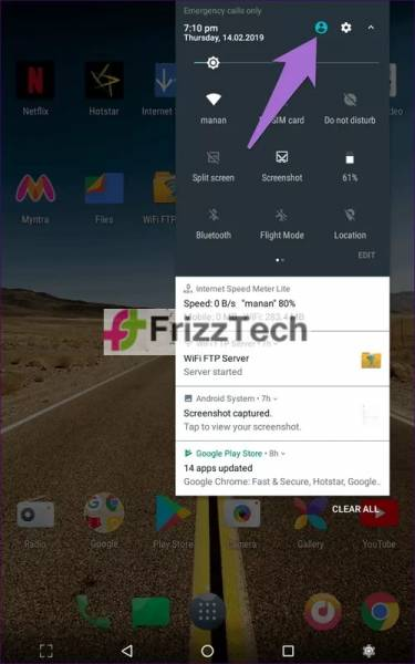 How to Hide Apps on Android without Disabling - Android phone profiles