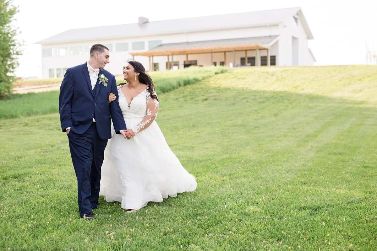 Emerald Hills Events wedding reception venue
