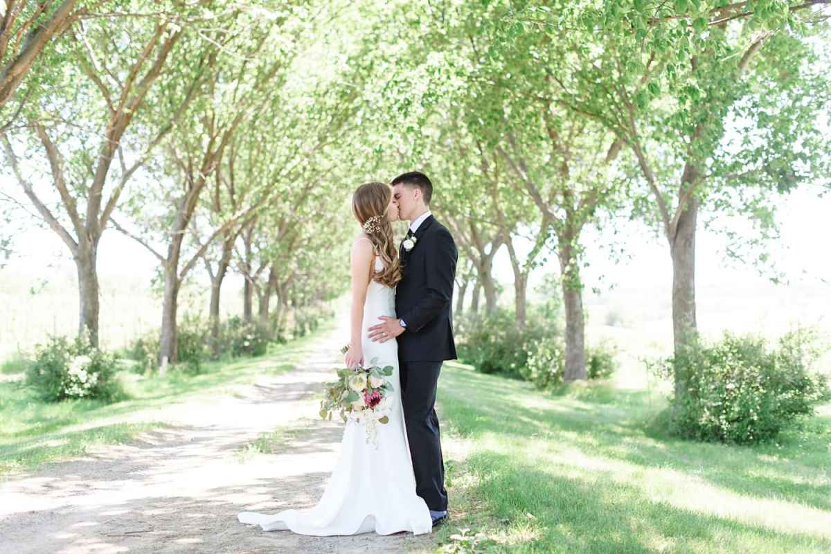 sugar grove vineyard wedding