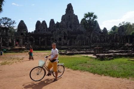Angkor What? Czyli rowerem przez dżunglę