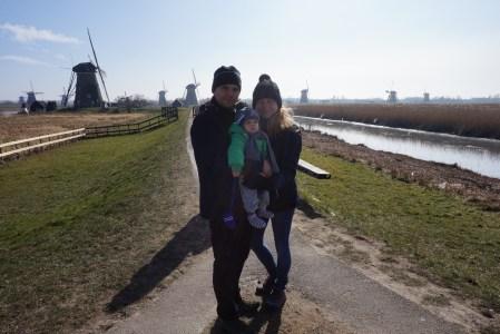Rowery, wiatraki i ser, czyli Holandia 2018