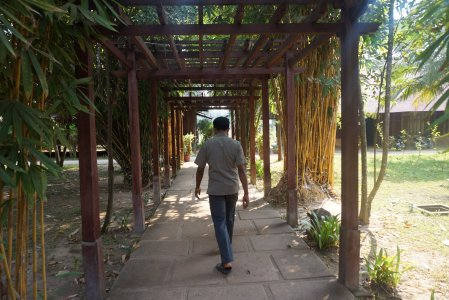 Pożegnanie z Siem Reap