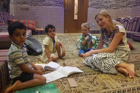 Życzliwość Omańczyka nas zaskoczyła