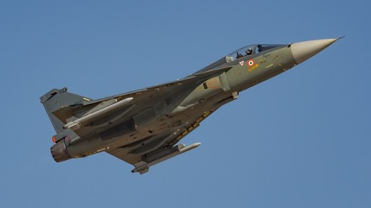 Tejas Fighter Plane