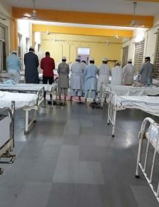 अस्पताल के डॉक्टरों-नर्सों को जान से मारने की धमकी दे रहे मरकज से आए जमाती