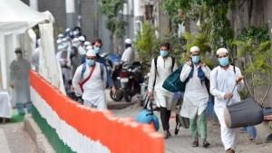 जमातियों की बदसलूकी जारी: मेडिकल स्टॉफ को दी गालियां, खाने में बिरयानी की मांग