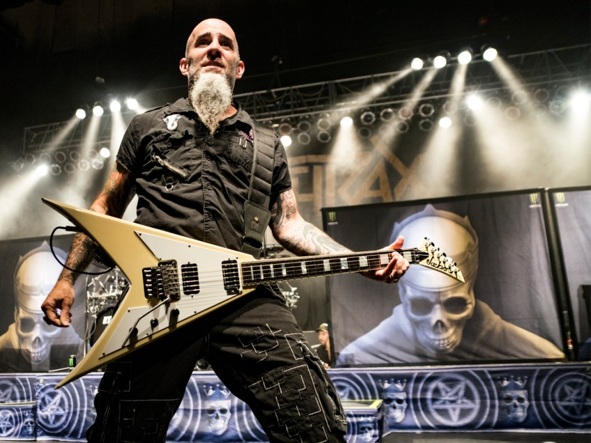 Scott Ian of Anthrax