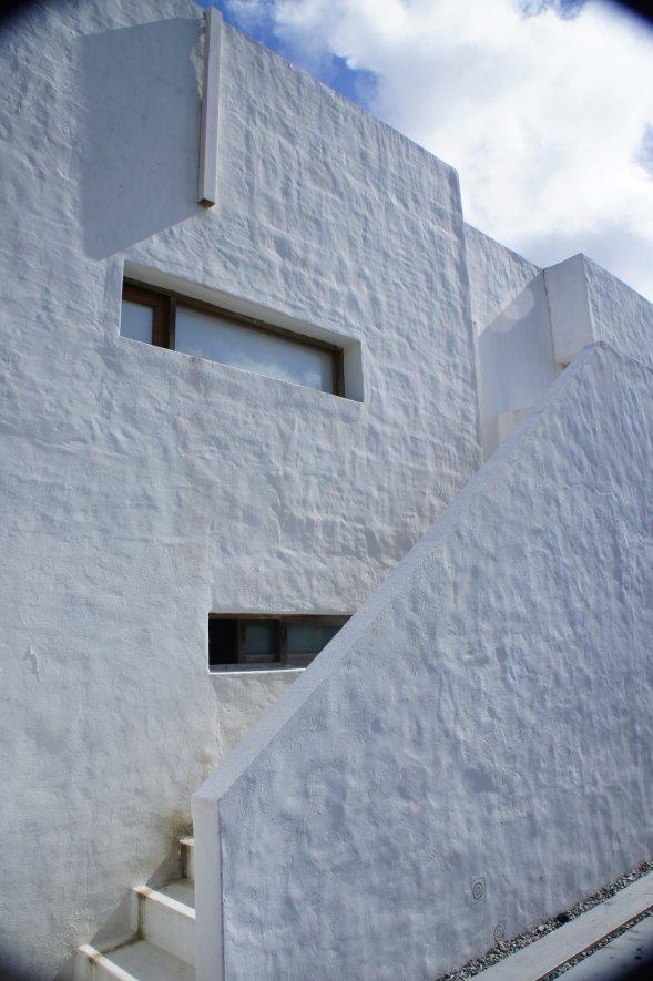 Posada del Faro stairway