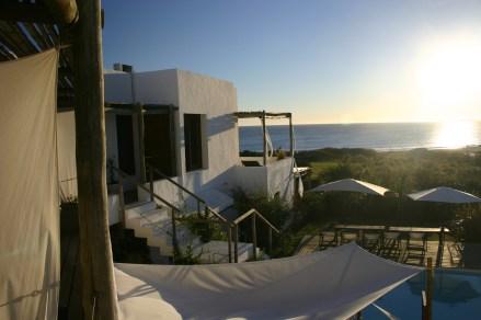 Posada del Faro the perfect sunset