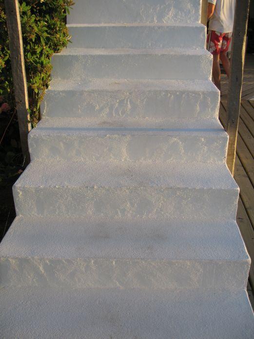 Posada del Faro steps