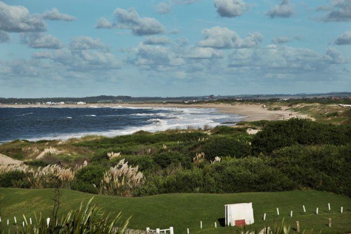 Playa Mansa morning