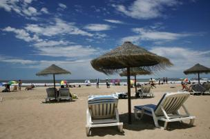 Jose Ignacio Playa Brava chairs