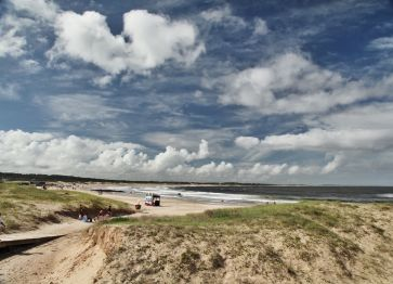 Jose Ignacio clouds Playa Brava