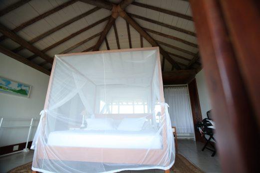 Pousada Maravilha bungalow bedroom