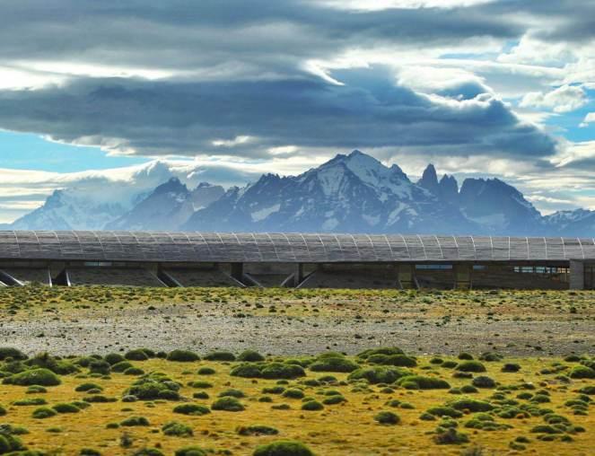 Tierra Patagonia exterior design