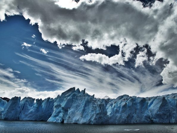Torres del Paine Grey's Glacier