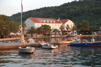 Šipan harbor