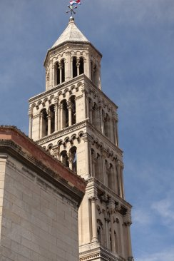 Split Bell Tower