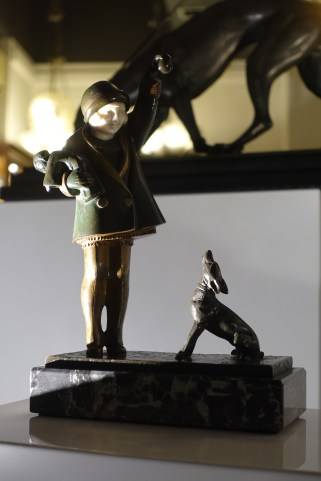 Hotel Amigo Brussels sculpture