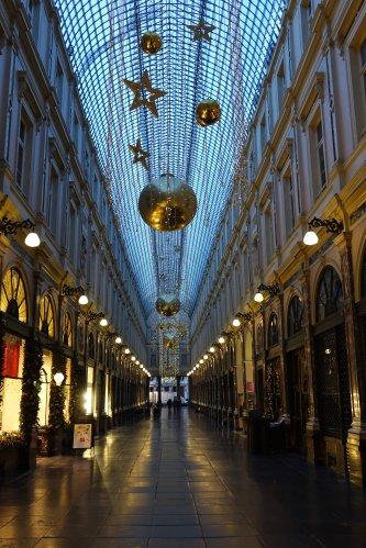 Les Galeries Royales Brussels