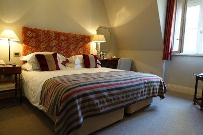 Hotel Amigo Brussels bedroom