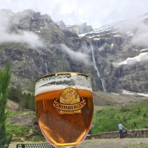 Cirque de Gavarnie beer