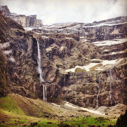 Cirque de Gavarnie Grand Cascade Waterfall
