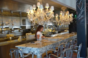 La Coorniche chandeliers
