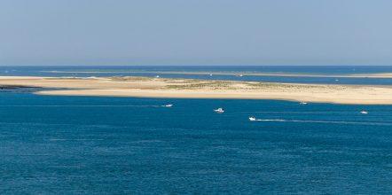 Dune du Pilat sandbar